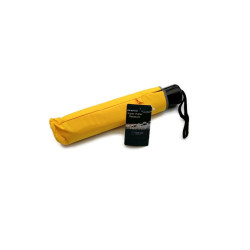 Ombrello, Trifold Hydrophobic Manual Umbrella, Yellow, OMBRELLO3FMANU202002YELOW image here