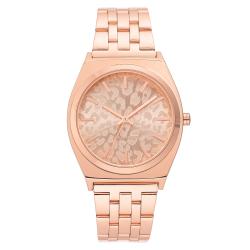 NINE WEST Women's Rose Gold-Tone Bracelet Watch NW/2404RGRG image here