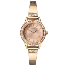 Sekonda Women's Rose Gold Bracelet Dress Watch - 2203 image here