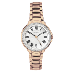 Sekonda Women's Classic Rose Gold Plated Watch - 2846 image here