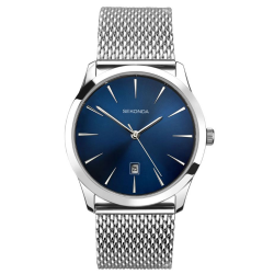 Sekonda Men's Stainless Steel Milanese Dress Watch - 1065 image here