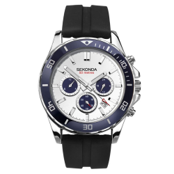 Sekonda Men's Dual-Time Sports Watch - 1708 image here