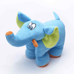 Travel Blue Trunky the Elephant Travel Pillow Kiddie Pillow TB289 image here