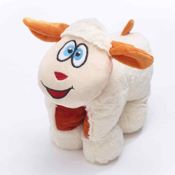 Travel Blue Snowy the Sheep Travel Pillow Kiddie Pillow TB290 image here