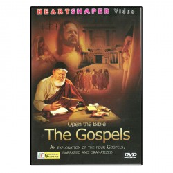 OPEN THE BIBLE: THE GOSPELS image here
