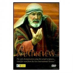 VISUAL BIBLE: BOOK OF MATTHEW image here