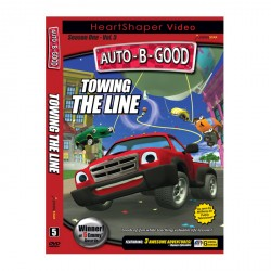 TOWING THE LINE (AUTO-B-GOOD SEASON 1, VOLUME 5) image here