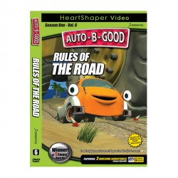 RULES OF THE ROAD (AUTO-B-GOOD SEASON 1, VOLUME 6) image here