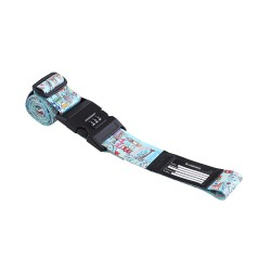 Wanderskye Travel Journal Luggage Strap with Combination Lock image here
