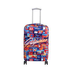 Wanderskye Pilipinas Jeepney Luggage Cover - Small image here