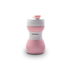 Wanderskye, COLLAPSIBLE CUP, Pink, 1000444 image here