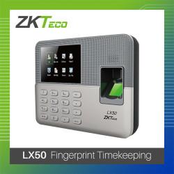 ZKTeco Fingerprint LX50 Biometrics image here