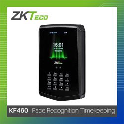 ZKTeco Face & Contactless ID Touchless KF460 Biometrics image here