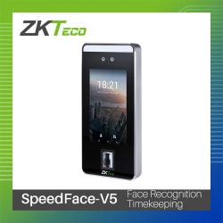 ZKTeco Face Recognition & Fingerprint SPEEDFACE V5 Biometrics image here
