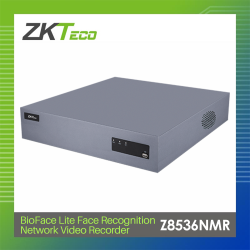 ZKTeco BioFace Lite Face Recognition Network Video Recorder (Z8536NMR) image here