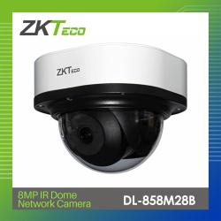 ZKTeco 8MP IR Dome Network Camera (DL-858M28) image here