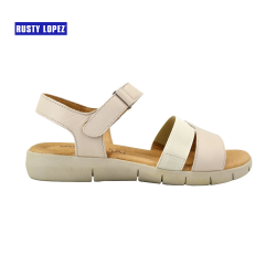 Bang 21 Therapeutic (5 zones) Sandals OFF WHITE image here