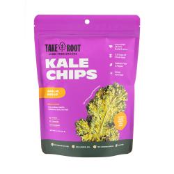 Garlic Bread Kale Chips 60g image here