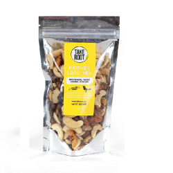 Monkey Trail Mix (Banana Cacao) 100g image here