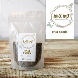 Organic Chia seeds image here