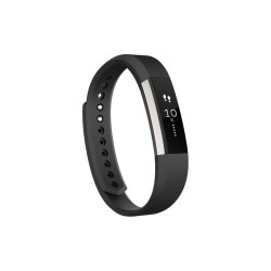 FITBIT ALTA FITNESS TRACKER - EXTRA LARGE (BLACK) image here