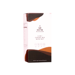 GoKeto Coffee 3-in-1 image here