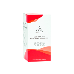 GoKeto Red Iced Tea (20-in-1) image here