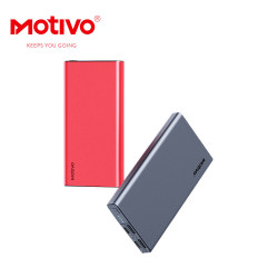 Motivo H100 10000 mAh Power Bank Original Compact Fast Charge With LED Display image here