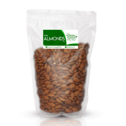 Raw Almonds 1KG WHOLESALE image here