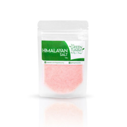 Himalayan Fine Salt TRIAL PACK 100G image here