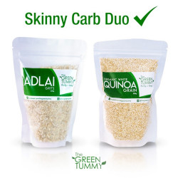 Skinny Carb DUO PACK image here