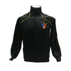 JACKET WITH TAPPING image here