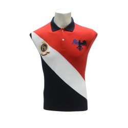 POLOSHIRT WITH COMBINATION image here