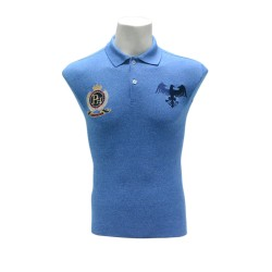 PERFECT MOMENTS PHILIPPINES SOUVENIRS, POLOSHIRT T-TONES, BLUE, CPL511002TONESBLUE image here