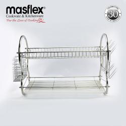 Masflex 2 Layer 22 inch Dish Drainer image here