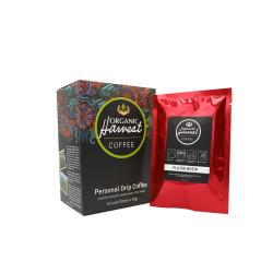 Organic Harvest Coffee Personal Drip Brew - Pulaw (10g x10 Sachet) image here