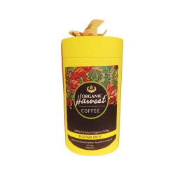 Organic Harvest Coffee Canister - Bugtaw Brew (250g) image here