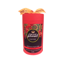 Organic Harvest Coffee Canister - Pulaw Brew (250g) image here
