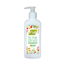 True 100% Natural Body Wash 250mL image here
