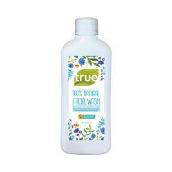 True 100% Natural Facial Wash 250mL image here