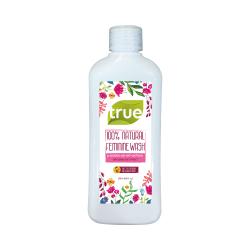 True 100% Natural Feminine Wash 250mL image here
