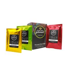 Organic Harvest Coffee Personal Drip - Assorted (10x10g Sachet) image here