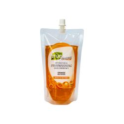 True Protect Antibacterial Dishwashing Liquid 500ml (Orange) image here