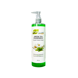 True Protect Liquid Hand Soap 500ml (Green Tea Chamomile) image here