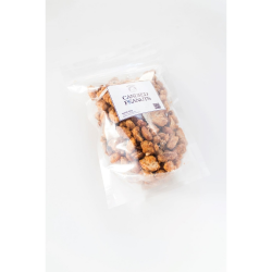 Kelly & Co Corn Pops Candied Peanuts image here