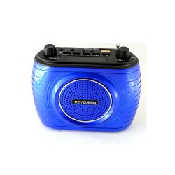 ROYQUEEN RQ-14 VOICE AMPLIFIER WITH LAPEL MIC  image here