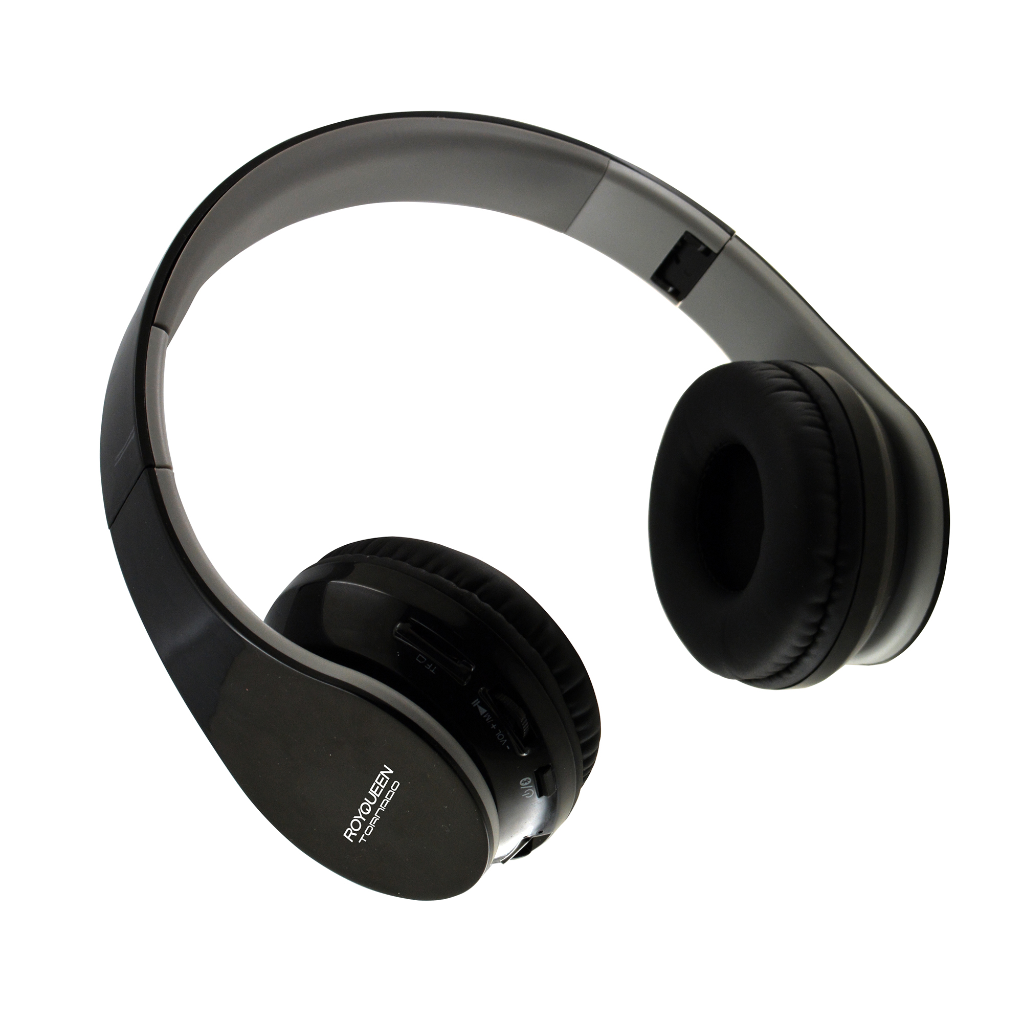 ROYQUEEN TORNADO BLUETOOTH HEADPHONE image here