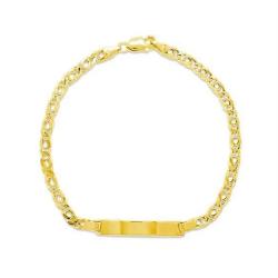 Karat World Gold Bracelet GB-7884 image here