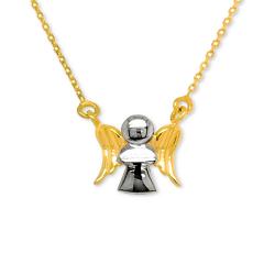 Karat World Gold Chain Pendant GCP-1344 image here