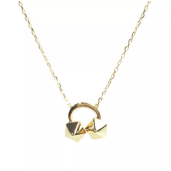 Karat World Gold Chain Pendant GCP-1789 image here